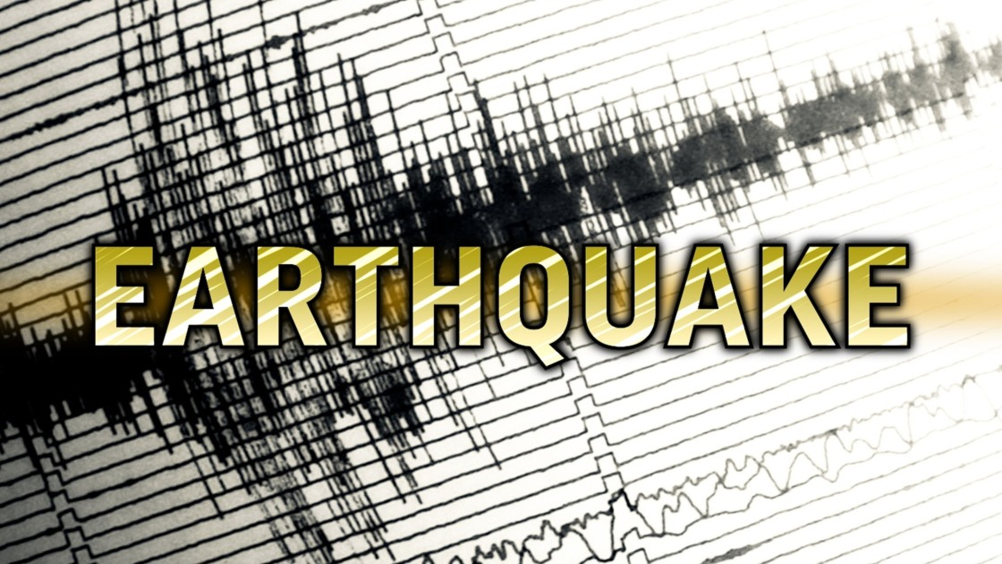 Tsunami threat message issued after magnitude 7.7 earthquake off the coast of Jamaica