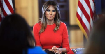 Melania Trump in Hospital for Procedure on Kidney Condition