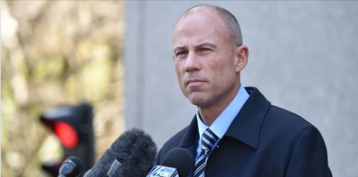 Aspiring actress granted restraining order against Michael Avenatti, describes physical and verbal abuse