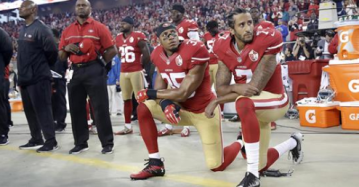 New NFL Policy: Players Must Stand for Anthem or Stay Off Field