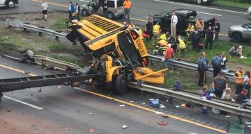 Bus Driver in Deadly NJ Crash Had 14 License Suspensions