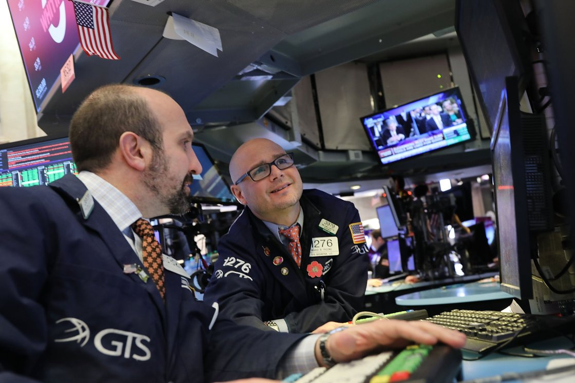 S&P 500 hits all-time high