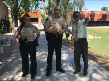 Sacred Heart School Adds Armed Security Guards