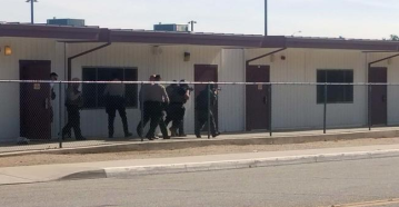 14-Year-Old Detained in Shooting That Injured Classmate at High School