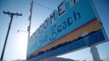 Low Tide: The Salton Sea Crisis (The Past)
