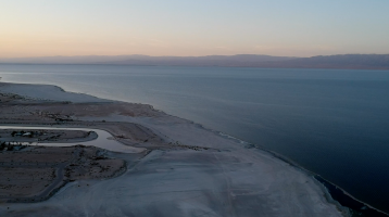 Board Approves $350K to Support Salton Sea Rehab