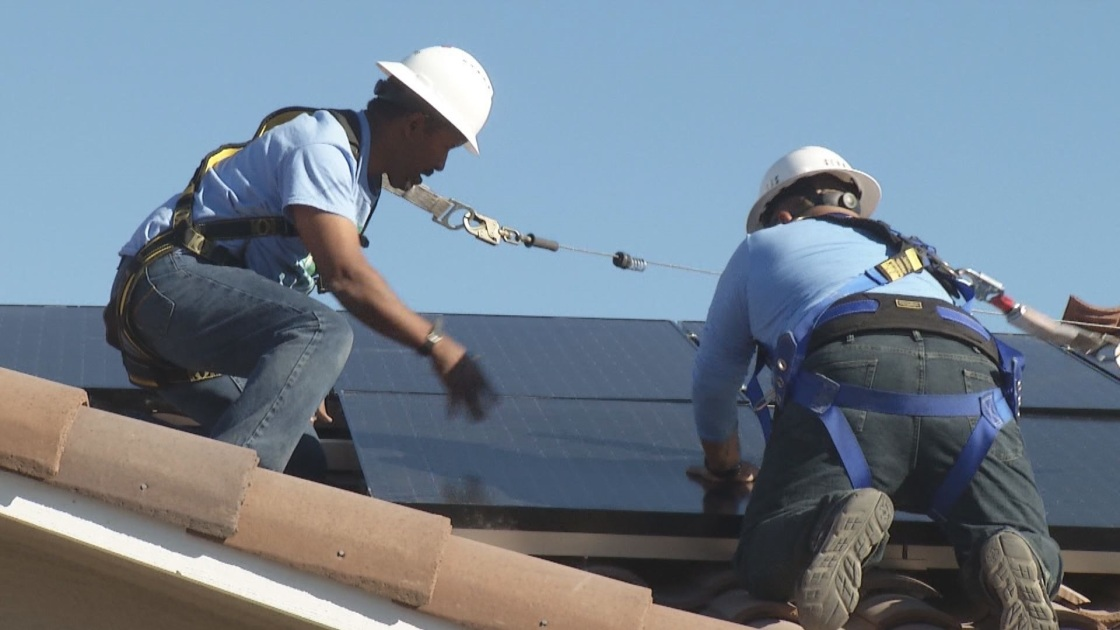 La Quinta Man Denied Solar Panels on his Roof for Being I.I.D. Customer