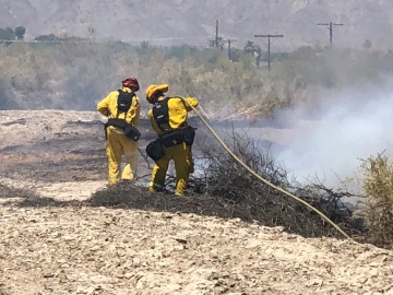 Governor Announces Hundreds of New Firefighters to Battle Wildfires