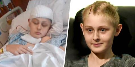 'Miracle Boy' awakes from coma after parents prepare to donate his organs