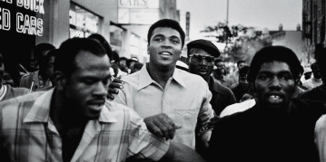 Trump says he's considering pardon for Muhammad Ali, who doesn't need one