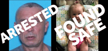 Amber Alert canceled: 7-month-old abducted from Virginia gas station found safe