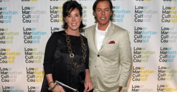 Andy Spade Breaks Silence After Wife Kate Spade's Death