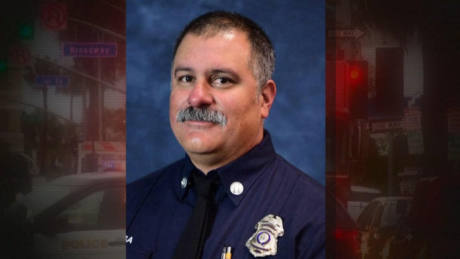 Local Firefighters Mourning Long Beach Fallen Fire Captain