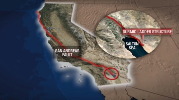 Salton Sea Could be Ground Zero for Next Big California Earthquake