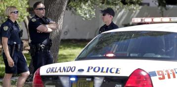 Florida gunman who shot officer kills 4 child hostages, then himself