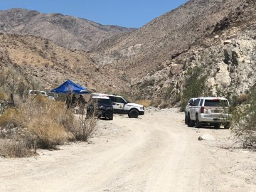 Land Management Officer Shoots Woman Off-Roading in Berdoo Canyon