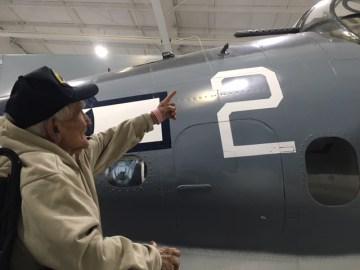 WWII Veteran Honored At Palm Springs Air Museum