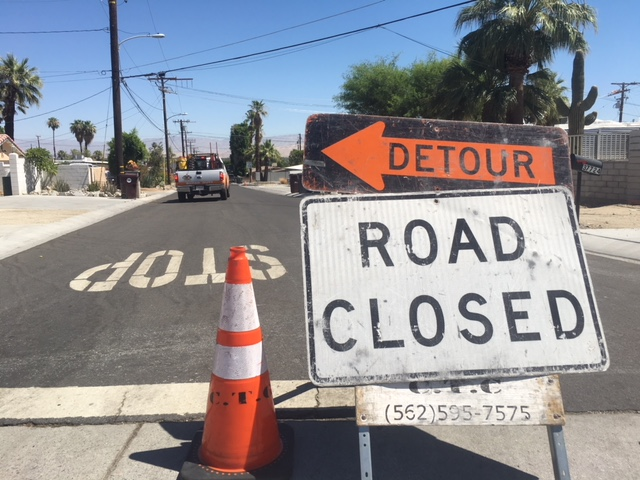 Cathedral City Cove Undergoing Summer-Long Electrical Maintenance