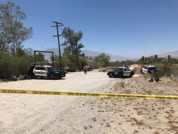 Man's Body Found in Unincorporated Desert Hot Springs