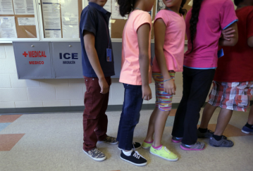 Judge orders many migrant children removed from Texas facility said to use psychotropic drugs