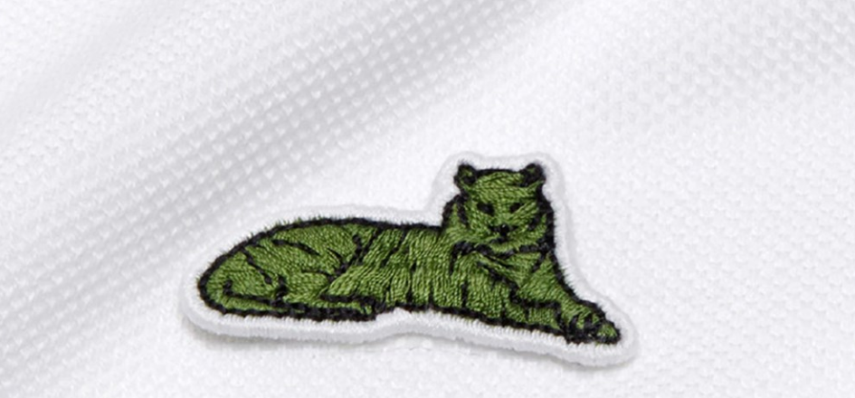 Here's why Lacoste is replacing its iconic crocodile logo (for now!)
