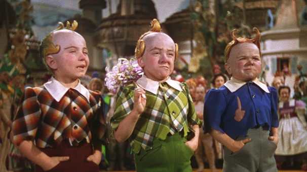 The last living 'Wizard of Oz' munchkin just passed away