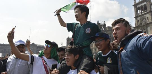 South Koreans Hailed as 'Hermanos' for Saving Mexico at World Cup