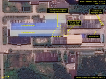 If North Korea is denuclearizing, why is it expanding a nuclear research center?