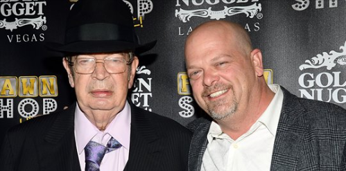 'Pawn Stars' Richard Harrison Dead at 77