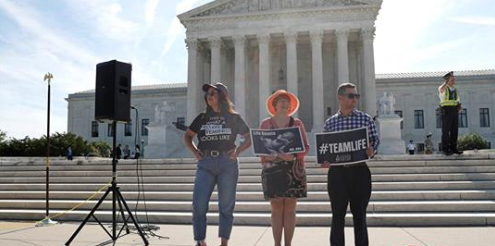Supreme Court says California abortion notice law is likely unconstitutional