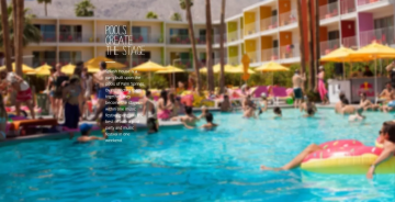 Summer Months No Longer Off-Season in Palm Springs