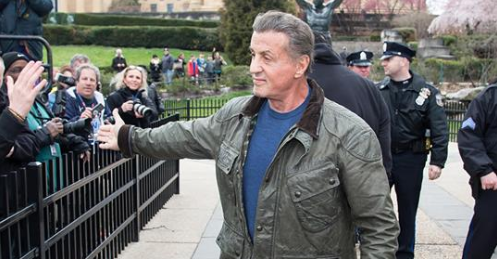 LA County DA Reviewing Sex Crime Case From Early 1990s Against Actor Sylvester Stallone