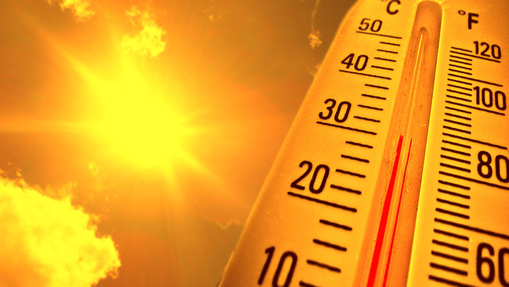 Temperatures Expected to Increase in Desert Areas Heading into The Weekend
