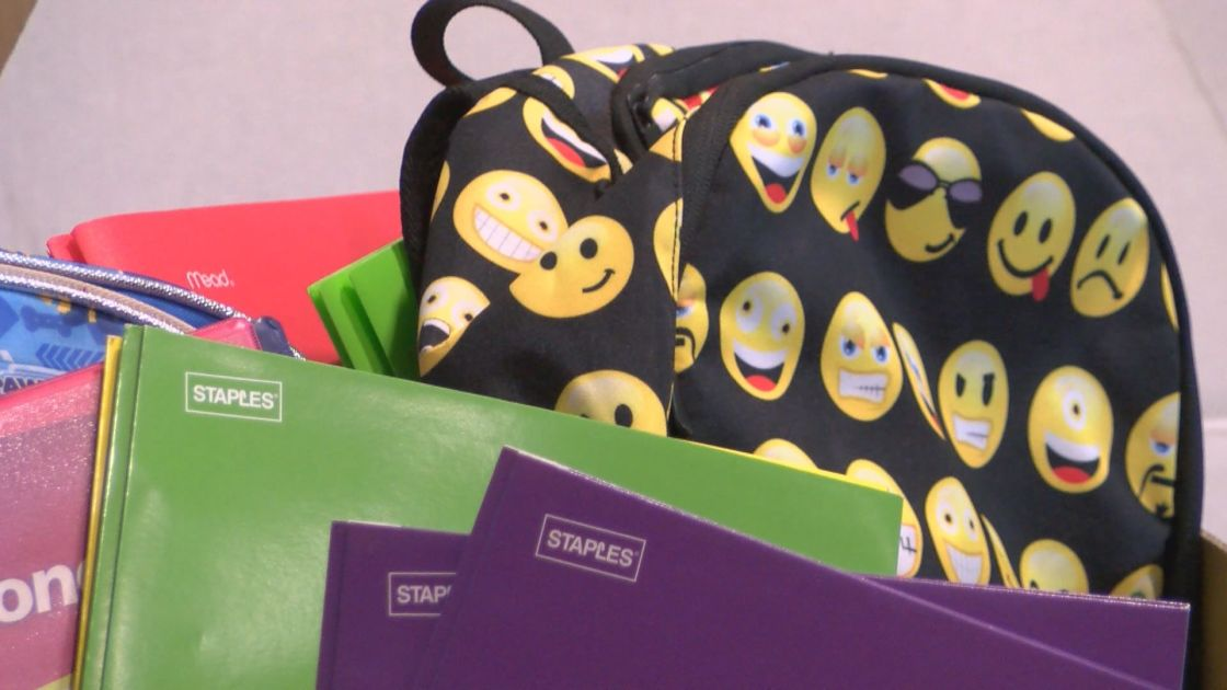 Homeless Non-Profit Organization Starts School Supply Drive for Local Students
