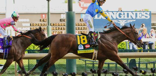 Horse Dies Training at Del Mar, Jockey Victor Espinoza Injured