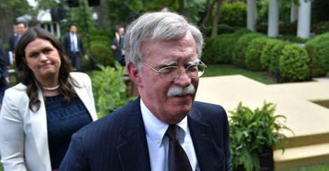 John Bolton: U.S. has plan to dismantle North Korea nuclear program in year