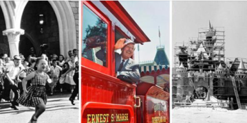 Happy Birthday, Disneyland: Historic Photos From the Happiest Place on Earth