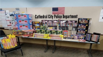 Indio Man Arrested for Allegedly Having More Than 1,200 Fireworks
