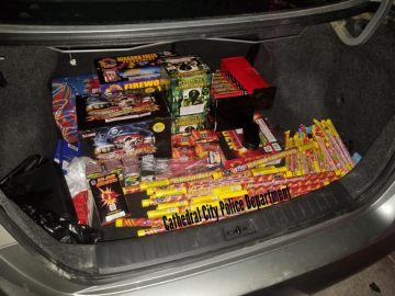 County Touts Success in Campaign to Prevent Illegal Fireworks