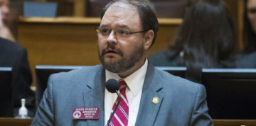 GOP lawmaker in Georgia drops pants, uses racial slur in Sacha Baron Cohen TV series
