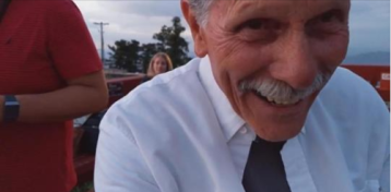 Grandpa Mistakenly Records His Own Reaction Instead of Wedding Proposal