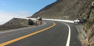 Highway 1 Near Big Sur is Back Open for Scenic Drives on the California Coast