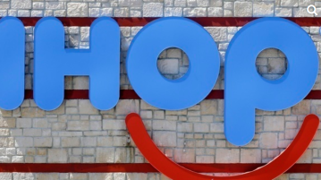 'We'd never turn our back on pancakes,' IHOP says name change was fake