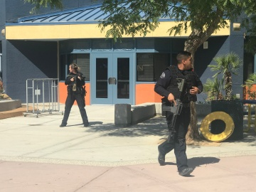 Valley Schools Train For Active School Shooter Situations
