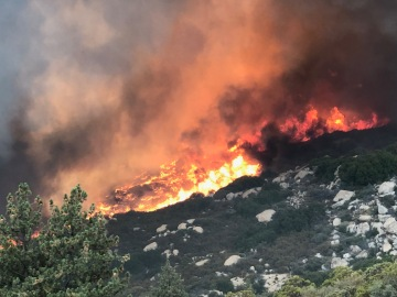 Cranston Fire 100 Percent Contained
