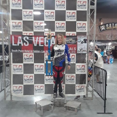 12-Year-Old Yucca Valley BMX Racer Crowned National Champion