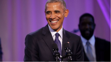 Survey: Americans say Obama was best president of their generation