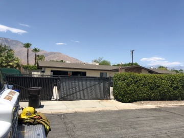 Honey Oil Lab Discovered After Palm Springs House Fire
