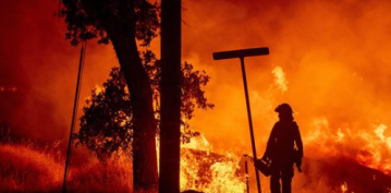 Fighting Extreme Fire Behavior
