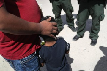 DNA tests are in the works for separated migrant children and parents